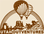 Utah Travel and Adventures Logo