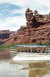 Canyonlands Jetboat Jeep Adventure