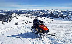 Park City Snowmobile Tours